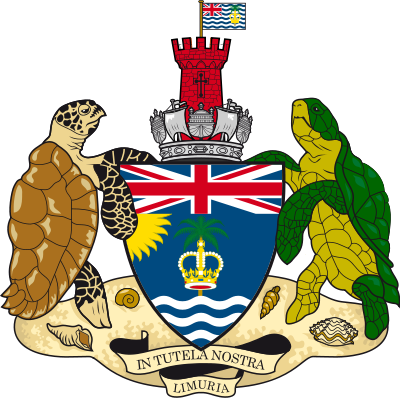 British Indian Ocean Territory coat of arms
